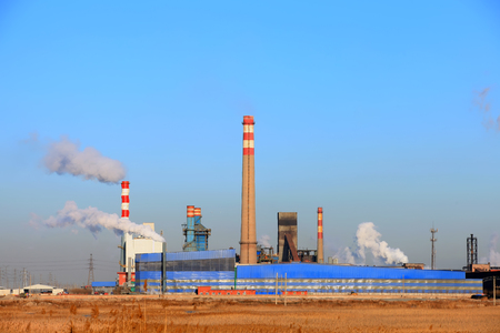 Steel mills and thermal power plant