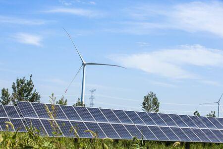 Solar-Photovoltaik-Panels und solar-photovoltaische Stromerzeugungssysteme