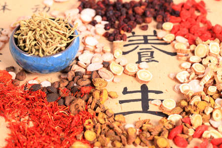 Traditional Chinese medicine, A close up