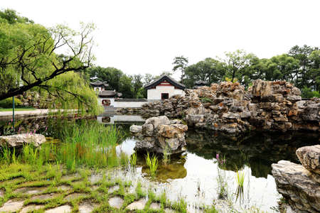 Chinese classical garden, Ancient Chinese garden architecture south of the Yangtze River