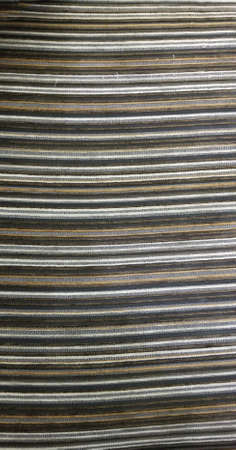 Seamless texture of fabric in horizontal stripes. Multicolored clothes background set