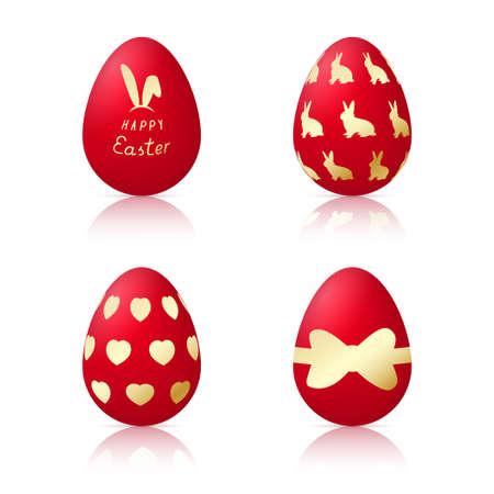 Easter egg set
