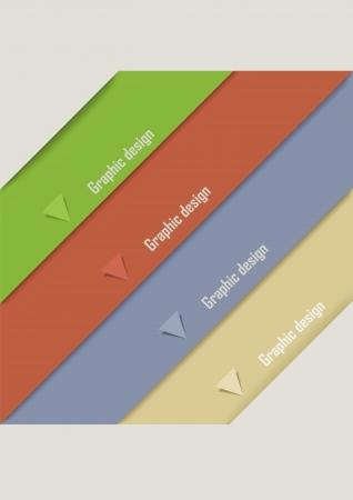 Modern Design template Stock Vector - 17676178
