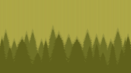 horizon over land: The wood on an original light green background.
