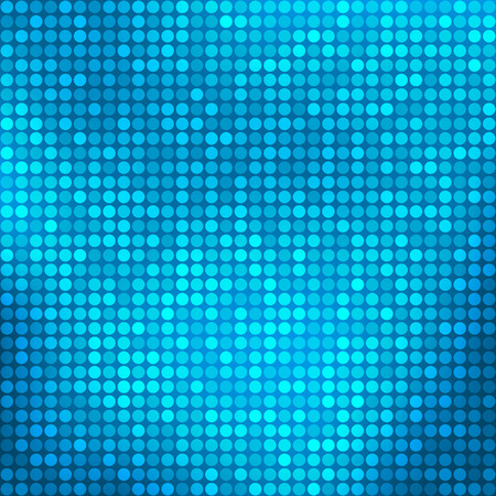 Stylish abstract blue background with little dots Фото со стока - 40409516