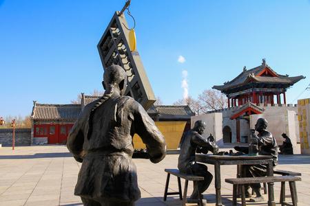 sculptures: City sculptures
