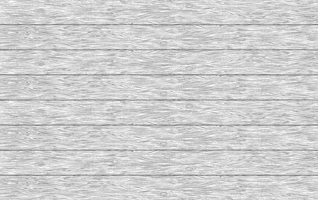 Wood planks texture. Vector natural wooden background. Horizontal stripes. White, black, gray wall.