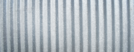 Galvanized sheet background. Old gray fence texture.