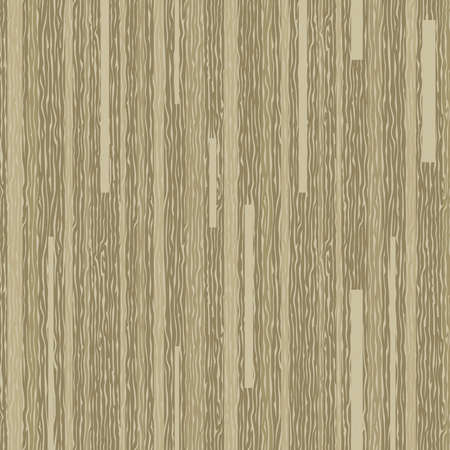 Seamless pattern with imitation wooden texture. Abstract square brown background with stripes. Repeating timber print for fabric, textile, wallpaper, fills, webs, wrapping paper. Vector illustration.