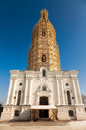 nevsky: Alexander Nevsky Cathedral in Egoryevsk, Moscow region