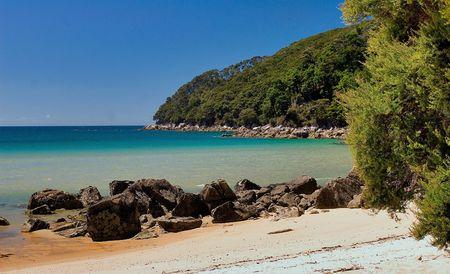 Bark Bay Golden Beach