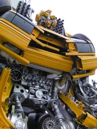 Transformers headshot