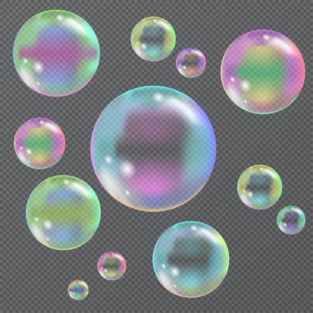 Bubble, soapbubble.