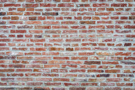 background old brick wall. vintage grunge texture