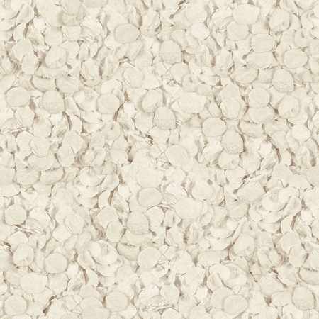 seamless texture from paper petals of flowers light color