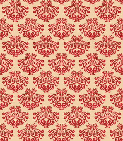 A Classic decorative Pattern background  Illustration
