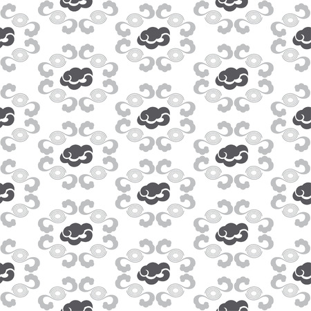 Cloudy Pattern Stock Vector - 5945796