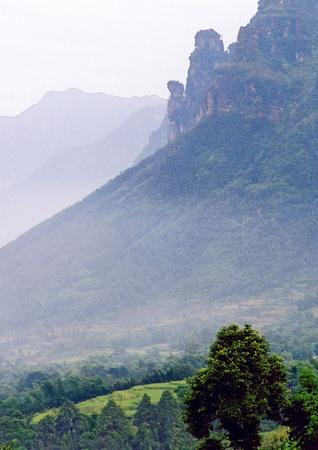 niyama: Mountains and natural scenery