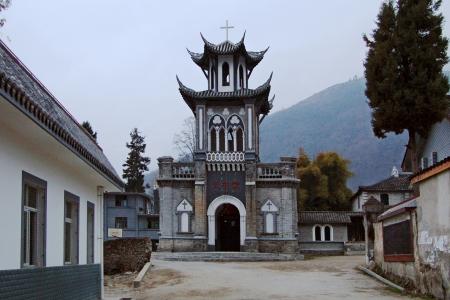 Catholic Church Stock Photo - 17078179