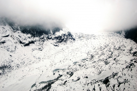 HaiLuoGou glacier photo