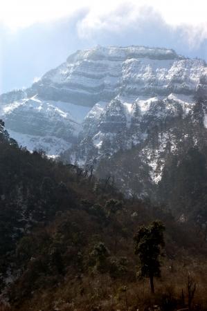 Erlang mountain scenery Stock Photo - 19610245