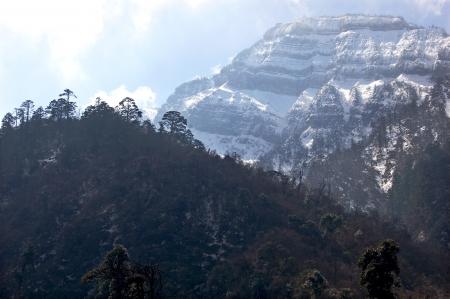 Erlang mountain scenery Stock Photo - 19610246
