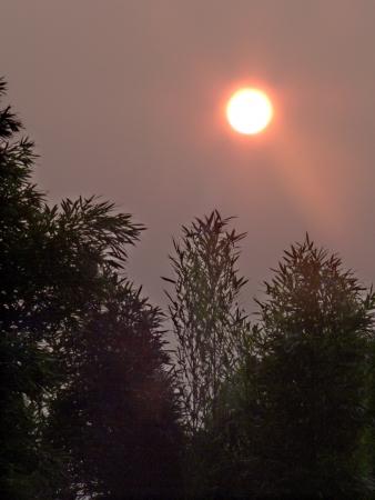 xuyong: DanShan sunset