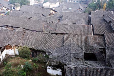 Sichuan Volkshaus Lizenzfreie Bilder