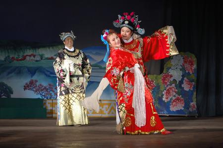Sichuan-Oper Ausz�ge