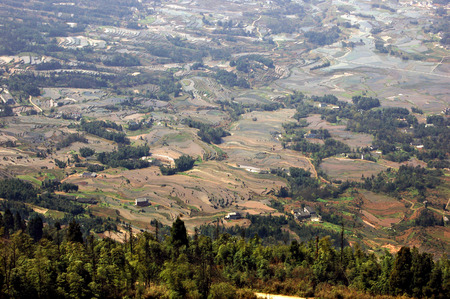 pastoral: Sichuan pastoral scenery