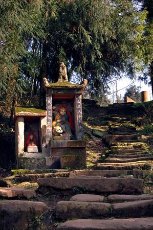 Shrine statue