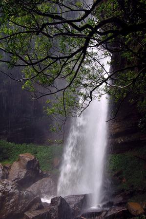 xuyong: Sichuan streams waterfall picture