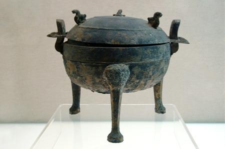 Der alte Chinese Bronze ware