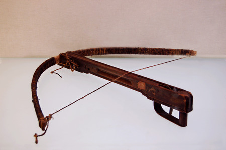 weapon: Chinese ancient weapon- bow  Editorial