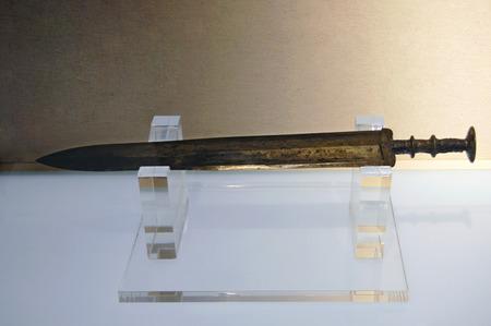 Chinesische alte Waffe - Bronzeschwert