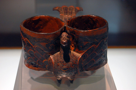 lacquer ware: ancient Chinese lacquer ware