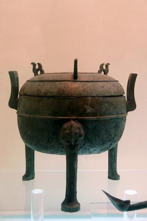 ware: Ancient Chinese bronze ware