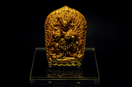 tantric: The ancient Chinese buddhist gold