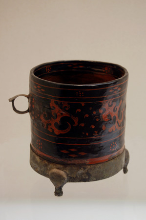 lacquer ware: The ancient Chinese lacquer