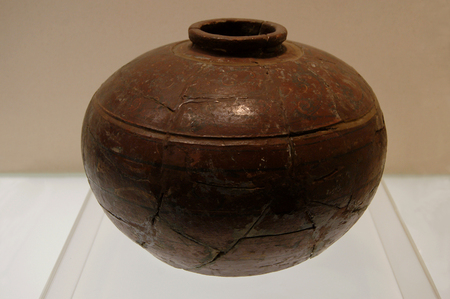 to lacquer: The ancient Chinese lacquer
