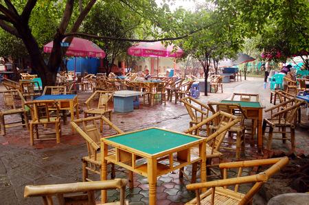 teahouse: Sichuan teahouse