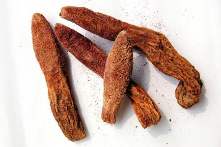 regimen: Chinese herbal medicine  Stock Photo