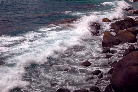 turismo ecologico: Las olas del mar