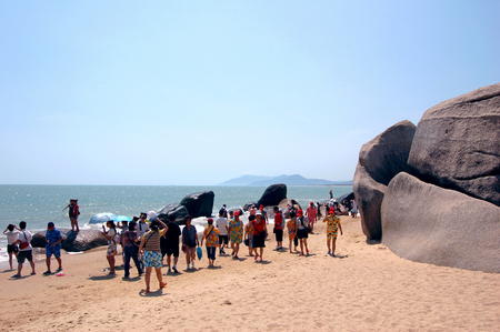 ecological tourism: Hainan scenery Editorial