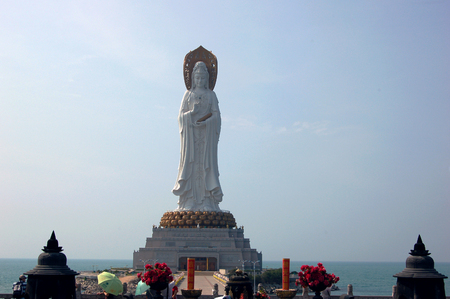 rites: The south China sea guanyin statue
