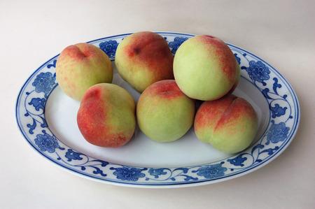 south sichuan: peach