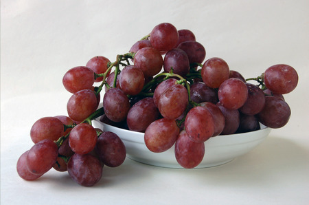 south sichuan: grapes Stock Photo