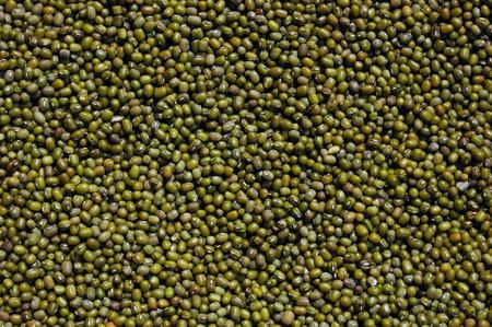 south sichuan: Close up to mung bean