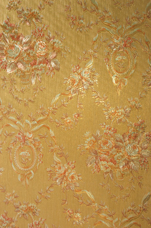 interior decoration accessories: texture of the wallpaper