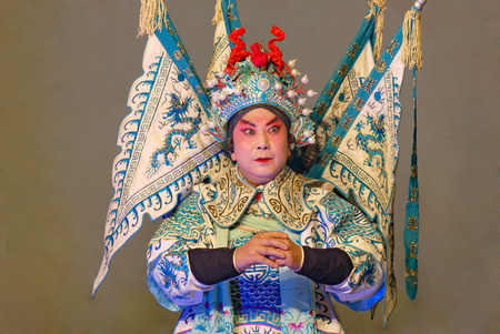 south sichuan: Chinese opera